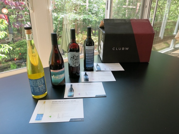 Club W Wine Review From WineClubs.net