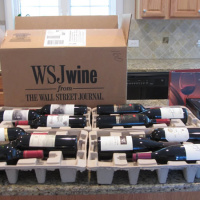 Our Wsj Wine Club Review Includes The Open Box From The Wall Street Journal Wine Club
