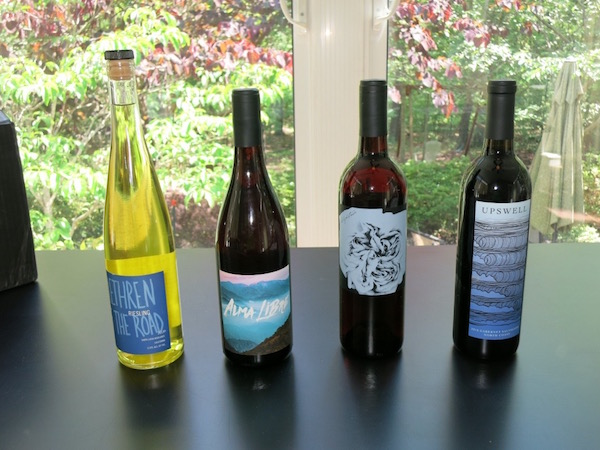 4 Great Bottles Of Wine From Club W
