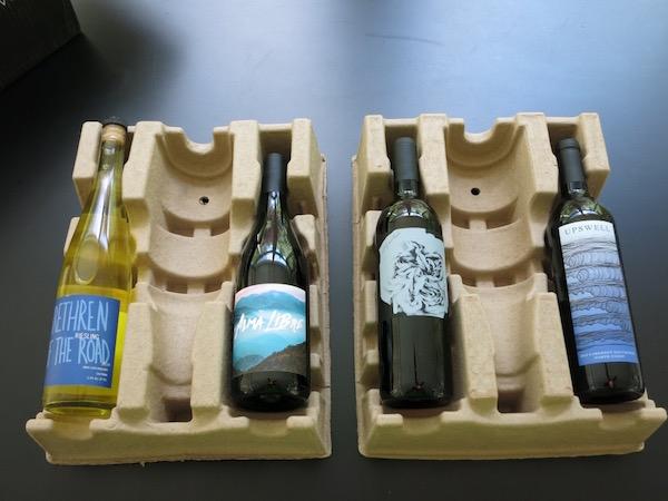Wines From Club W Wine Club