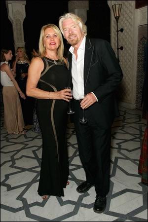 Richard Branson - Owner of Virgin Wines