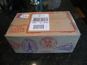 Wine of the Month Club Shipment