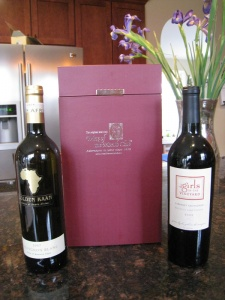 Wine of the Month Club Wines