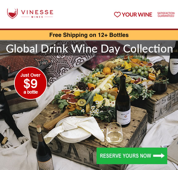 Vinesse Wine Club - Global Drink Wine Day