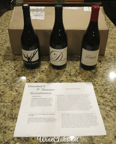 Uncorked Ventures Review