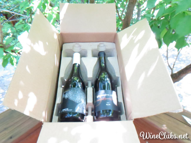 Uncorked Ventures Wine Club Shipment